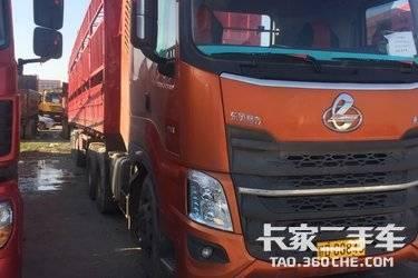 二手卡车牵引车  东风柳汽 460马力