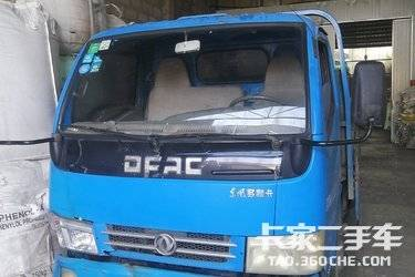 二手东风多利卡 多利卡D6 载货车 130马力