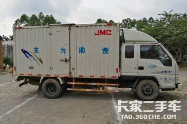 二手载货车 江铃汽车 118马力图片