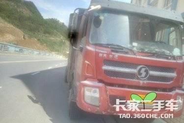 二手自卸车 陕汽商用车 27马力图片