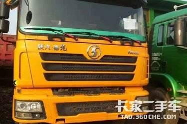 二手自卸车 陕汽重卡 335马力图片
