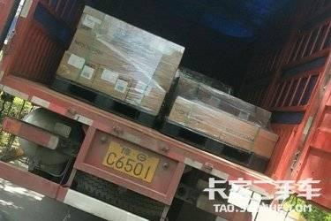 二手载货车 福田瑞沃 185马力图片