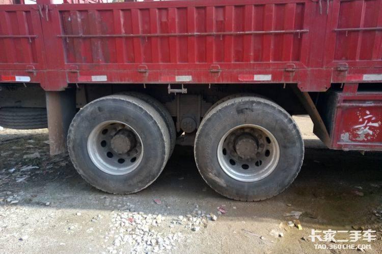 一汽解放 350马力 载货车