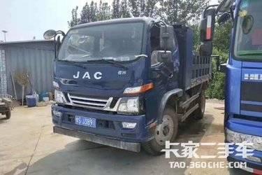 二手自卸车 江淮工程车 130马力图片