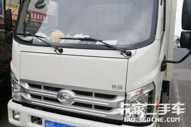 二手载货车 福田时代 85马力图片