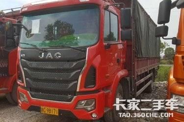二手载货车 江淮格尔发 180马力图片