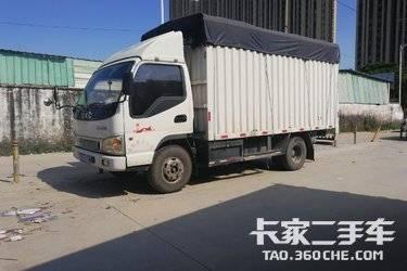二手载货车 江淮骏铃 138马力图片