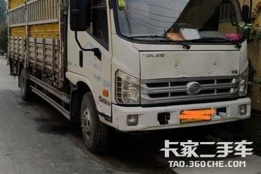 二手载货车 时代汽车(原福田时代) 154马力图片