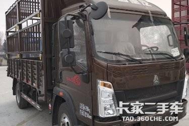 二手自卸车 重汽HOWO轻卡 170马力图片
