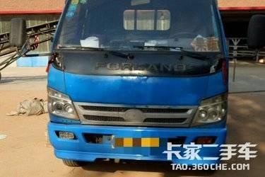 二手载货车 福田时代 105马力图片
