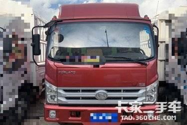 二手载货车 福田瑞沃 154马力图片