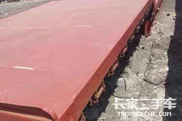 17.5/3米翻新大板掛車,帶富華橋