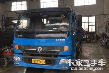 二手载货车 东风多利卡 154马力图片