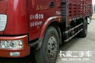 二手载货车 奔驰 4105马力图片
