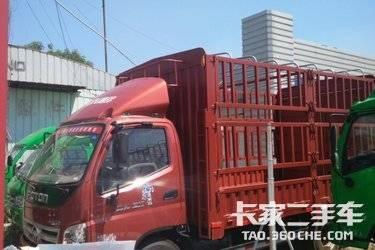 二手载货车 福田奥铃 131马力图片