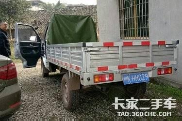 二手载货车 东风小康 88马力图片