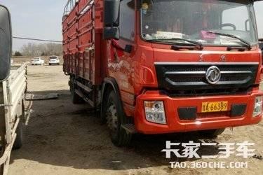二手载货车 东风创普 170马力图片