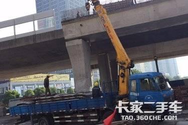 二手专用车 东风华神 220马力图片