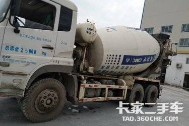 二手搅拌车 中集凌宇(凌宇牌) 340马力图片