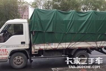 二手载货车 福田时代 88马力图片
