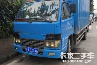 二手载货车 广汽日野 114马力图片