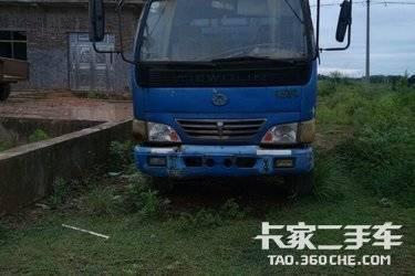 二手自卸车 东风创普 120马力图片