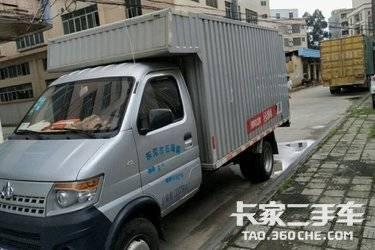 二手载货车 长安商用 112马力图片