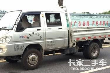 二手载货车 福田时代 50马力图片