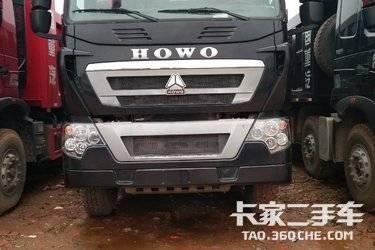 二手自卸车 重汽豪沃(HOWO) 400马力图片