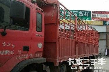 二手载货车 江淮格尔发 200马力图片