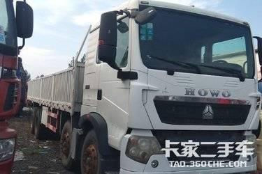 二手载货车 重汽豪沃(HOWO) 336马力图片