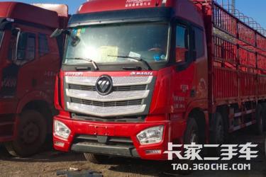 二手载货车 福田欧曼 360马力图片