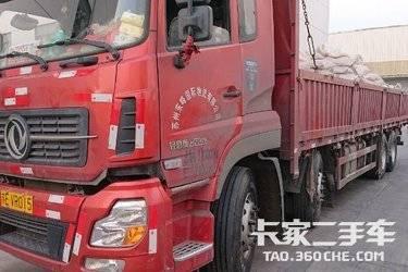 载货车  东风商用车 420马力