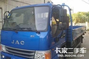二手载货车 江淮康铃 120马力图片