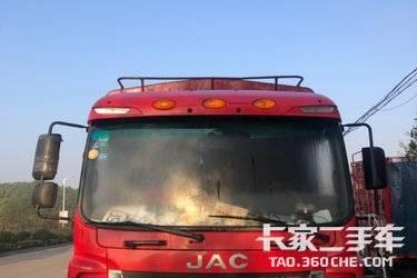 載貨車  江淮格爾發 160馬力