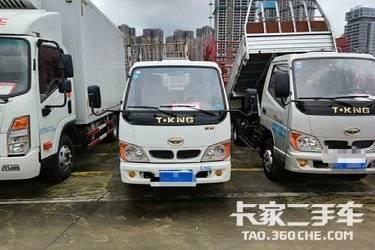 二手载货车 唐骏汽车 105马力图片