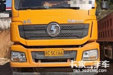 二手自卸车 陕汽重卡 375马力图片