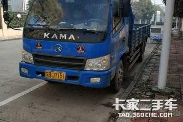 二手载货车 凯马 113马力图片
