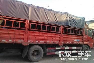 二手载货车 东风专底 160马力图片