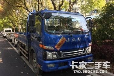 二手轻卡 江淮骏铃 141马力图片