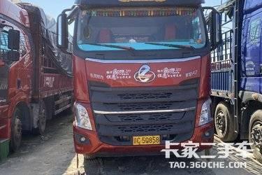 二手载货车 东风柳汽乘龙 420马力图片