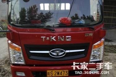 二手载货车 唐骏汽车 143马力图片