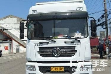 二手载货车 东风多利卡 210马力图片