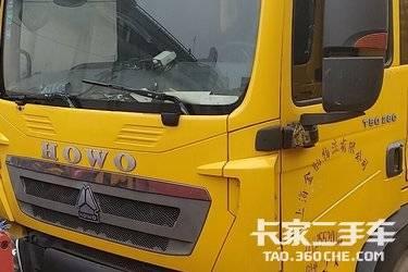 载货车 重汽豪沃(HOWO) 280马力可过户可挂靠