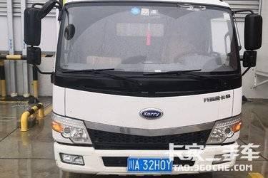 二手载货车 开瑞绿卡 130马力图片