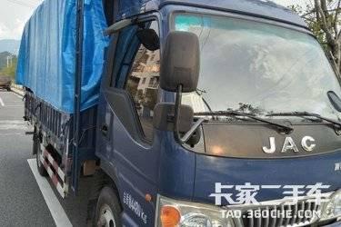 二手载货车 江淮康铃 100马力图片