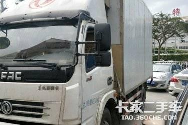 二手载货车 东风多利卡 115马力图片
