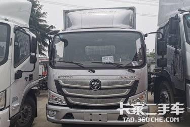 二手载货车 福田欧马可 148马力图片