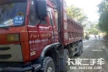 二手自卸车 东风创普 260马力图片