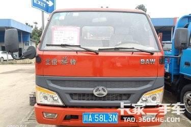 二手载货车 北京牌 95马力图片